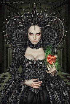 Poisonous Envy ~ Victoria Frances