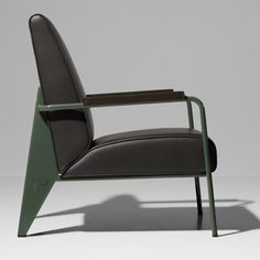 G-Star and Vitra relaunch Jean Prouvé's 1940s office furniture