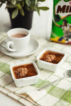 ... Creme Brulee, Chocolate Creme Brulee and White Chocolate Creme Brulee