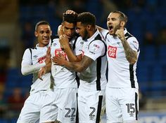 Image Gallery: Cardiff City 0-2 Derby County