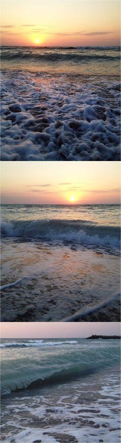 Waves. Costinesti. Sunrise. #blacksea #sunrise #beach #romania