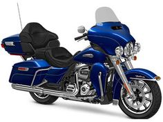 A 2017 Harley-Davidson Touring Electra Glide Ultra Classic