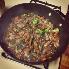 Who knew I could make Asian-inspired cuisine