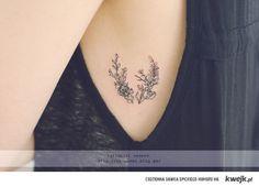 Śliczne, minimalistyczne tatuaże artysty pod pseudonimem Seoeon.
