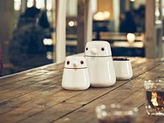 Designed in Denmark, the QDO collection reflects a passion for the benefits of good quality tea and a desire to bring the age-old art of preparing Can Storage, Storage Containers, Kitchenware, Tableware, Old Art, Carafe, Ceramics, Canning, Purple