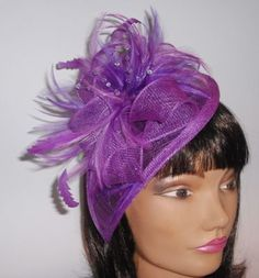 fascinator hats - Google Search