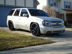 285 35 On 22 Reps S Chevy Trailblazer Ss Forum Cars And