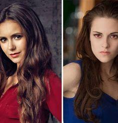 Vampire Diaries vs. Twilight: Who Makes a Better New Vamp, Elena or Bella?
