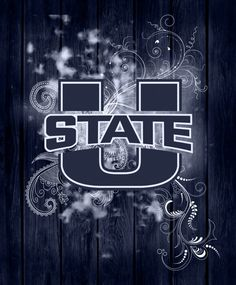 In love with this Utah State poster print out!