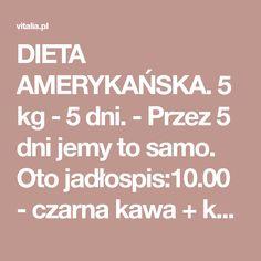 Jak w 30 dni naturalnie schudnąć 10 kilo jadłospis tanio