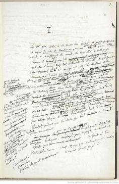 Gustave Flaubert. L'Éducation sentimentale. I-III Première partie. I Chapitres I-II.
