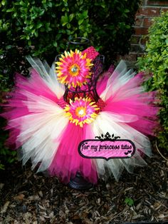 Pink Lemonade Pixie Tutu with Headband by formyprincesstutus, $24.00