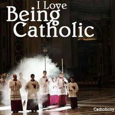 """""""Very much so♡ #Catholic #ProudCatholic #ProudlyCatholic"""""""
