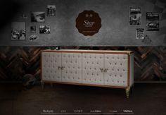 "Luxury craftsmanship, the Portuguese ""savor-faire"". Home Office Decor, Home Decor, Sideboard, Art Decor, Buffet, Contemporary, Cabinet, Luxury, Storage"