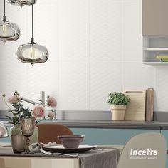 O que falar desse cantinho? <3 #inspiração #cozinha #revestimento #incefra #grupofragnani #pisoceramico #kitchen #decor #piso #decoracao