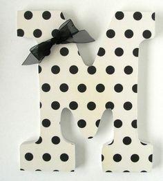Personalized Baby Letter Names #letters #ideas #letternames