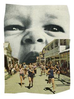 The Collective Collage  #la_cream_des_cream_des_collages_collages                                                                                                                                                                                 More