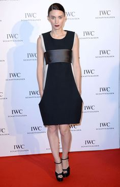 For the Love of Cinema Event - Rooney Mara in Vera Wang