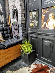 Romhalmazból hangulatos romkert - Merci-Ancsa dekor Decor, Furniture, Storage Bench, Home Decor, Storage, Bench