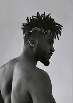 "fckyeahprettyafricans: ""Harry Samba, French and Congolese. Black Men Haircuts, Black Men Hairstyles, Harry Samba, Fotografie Portraits, Curly Hair Styles, Natural Hair Styles, Natural Black Hair, Dreadlock Hairstyles, Black Is Beautiful"