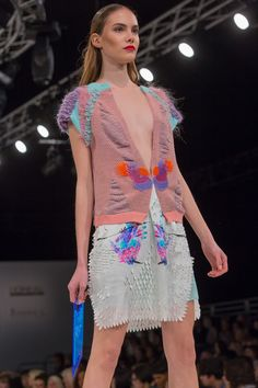 London Graduate Fashion Week 2013: Vanina Yankova | glamjam