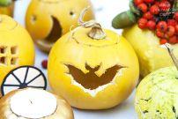 Декоративные тыквы к Хэллоуину