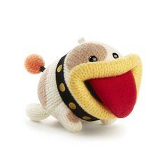 Poochy - Yoshi Woolly's World Amiibo