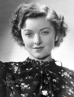 Myrna Loy~1930s Hair Styles : Swing Fashionista