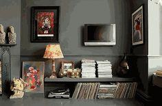 Vynil storage ideas :)