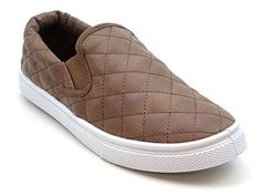 Blue Womens Venice Slipon Sneakers in Black Pewter and Tan size 678910 ** See this great product by click affiliate link Amazon.com