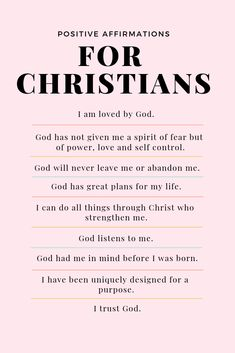 36 Transforming Christian + Positive Affirmations - Paisley + Sparrow