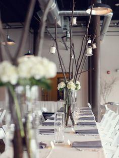Rustic Wedding Centerpieces - DIY Wedding Centerpieces   Wedding Planning, Ideas & Etiquette   Bridal Guide Magazine