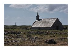 Ile de Sein - Enez Sun .La chapelle Saint Corentin. bretagne