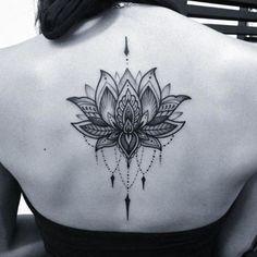 women lotus tattoo on back Tattoos Lotus tattoo design: 155 Trendy Lotus Flower Tattoos That You Don T Want To Miss. 155 Trendy Lotus Flower Tattoos That You Don T Want To Miss.