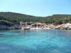 Cala Dragunara, Alghero, Sardinia