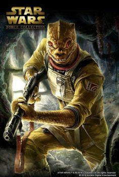 73 Best Like A Bossk Images Star Wars Bounty Hunter Star