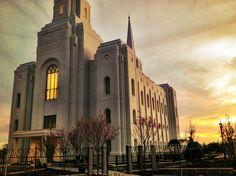 Brigham City Temple, via Flickr