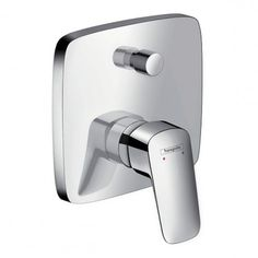 Hansgrohe Logis Single Lever Bath/Shower Mixer For Concealed Installation