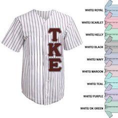 Fraternity Splitter Baseball Jersey