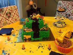 Construction themed birthday