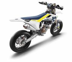 motos supermotard 450 Husqvarna FS 450 2017