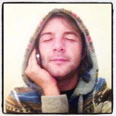 This is just absolutely adorable! (just awake for interviews) - keith-harkin Photo
