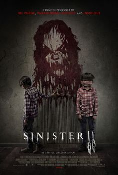 Return to the main poster page for Sinister 2
