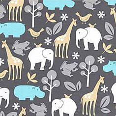 Love this fabric design by michael miller