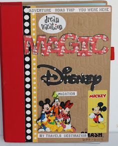 for our san diego trip and camping trips  My ScrapCrazy Life: Travel Smashbook