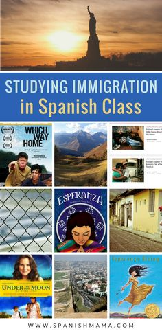 Immigration in Spanish Class