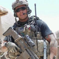 US Army Green Beret in Afghanistan