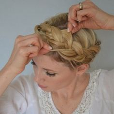 Pinterest-Inspired Hairstyles For All Those Summer Weddings - The Wantable Style Blog