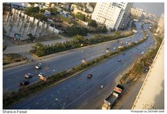 The longest and the finest road in Karachi, Pakistan - Shahrah e Faisal - I drive at 110 KMPH when it's not busy with my favorite track Octavarium by Dream Theater.