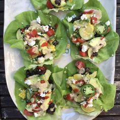 Garden Veggie Wraps with Spicy Black Beans -  designer bags and dirty diapers: Favorite Healthy Meals from 2016